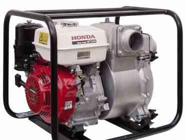 Мотопомпа бензиновая Хонда WT 30 X (новый)