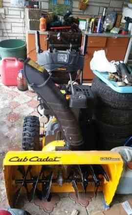 Снегоуборщик Cub Cadet 530
