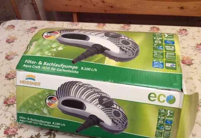 Насос для фильтрheissner Aqua Craft Eco P8100E-00