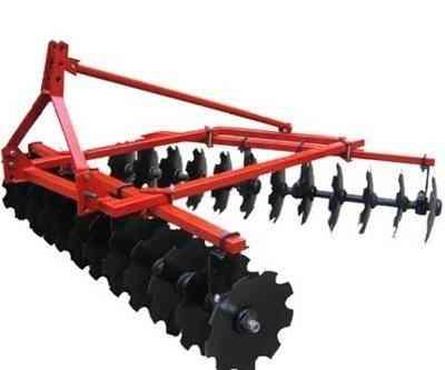 Дисковая борона для небольших тракторов 1.5 м