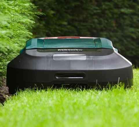 Робот газонокосилка Robomow RS615