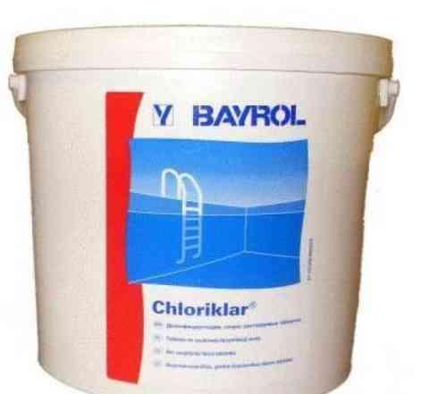 """Хлориклар """" bayrol"""" 3 кг"""
