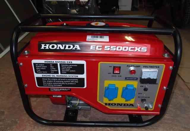 Генератор Хонда EG 5500 CXS