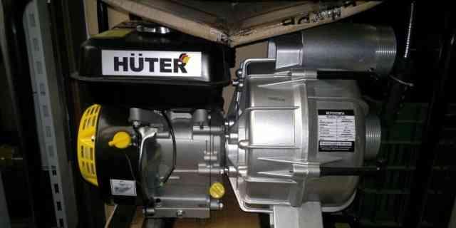Мотопомпа Хутер mpd-80