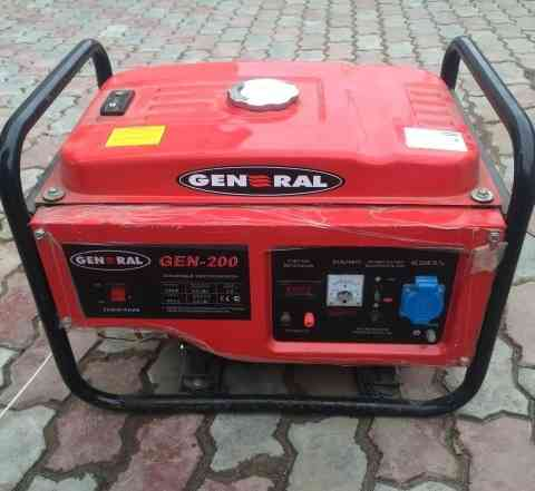 Генератор генерал GEN-200 2.0 / 2.2 кВт