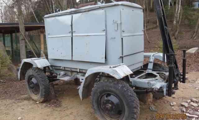 Дизель-генератор мощностью 37.5 квт
