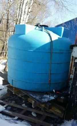 Емкость пластиковая 5000 литров
