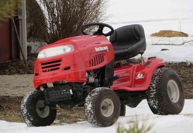 """Садовый трактор-райдер-газонокосилка MTD 20HP, 42"""""""