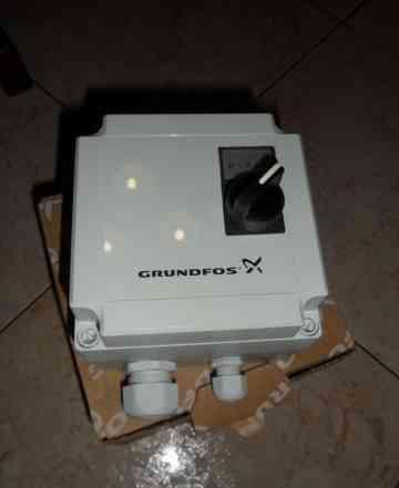 Блок управления глубинным насосом Grundfos Control