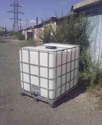 Еврокуб для воды 1000л