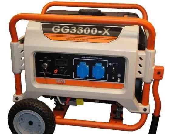 Генератор газовый GG3300-X