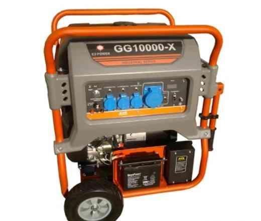Бензиновый генератор 9кВт