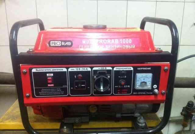 Продаю генератор Prorab 1000