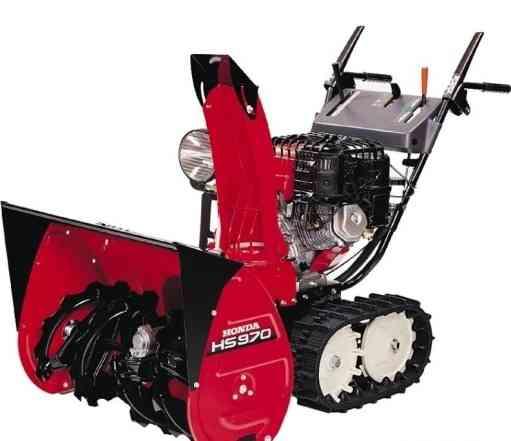 Снегоуборщик Хонда HS 970 K1 ETS
