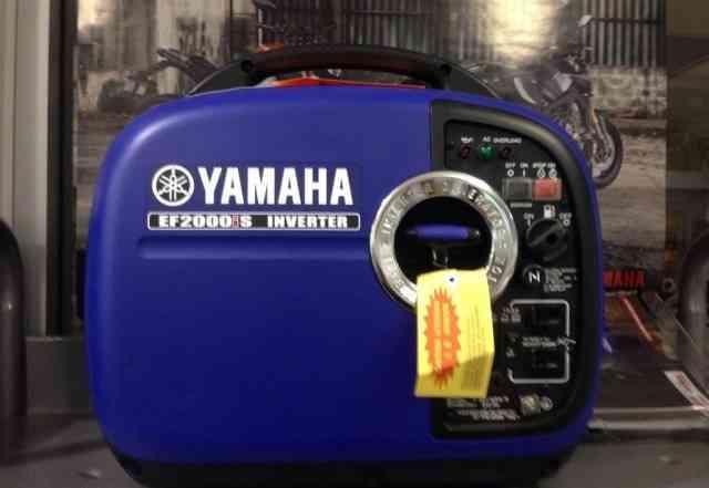 Генератор Ямаха EF2000iS инверторный новый