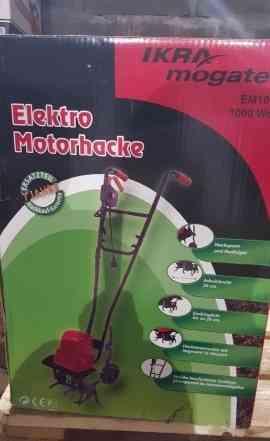 Электрокультиватор ikra Mogatec EM 1000 70300105