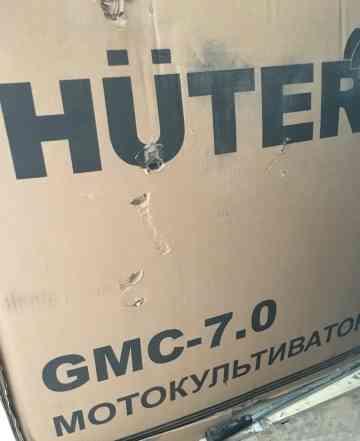 Культиватор Huter 7.0 новый