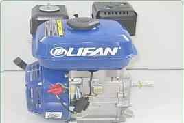 Двигатели для различной техники фирмы Лифан