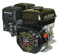 Двигатель Лифан (Лифан) 168F 6.5 л. с