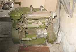 Малолитражный бензиновый двигатель уд2-М1