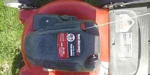 Газонокосилка бензиновая б/у