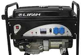 Генератор бензиновый Лифан 6GF-3