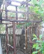 Мет. конструкция для емкости с водой на дачу