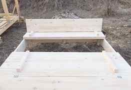 Песочница-трансформер