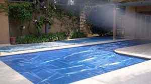 Пленка для бассейна воздушно-пузырчатая