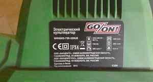 Культиватор электрический GoOn