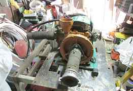 Мотопомпа Свияга-М отличное состояние, почти новая