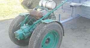 Мотоблок (минитрактор) Риони-2