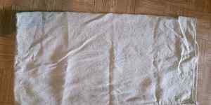 Мешки новые холщевые - 6 штук для сельхоз работ