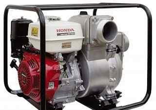 Мотопомпа бензиновая Хонда WT40