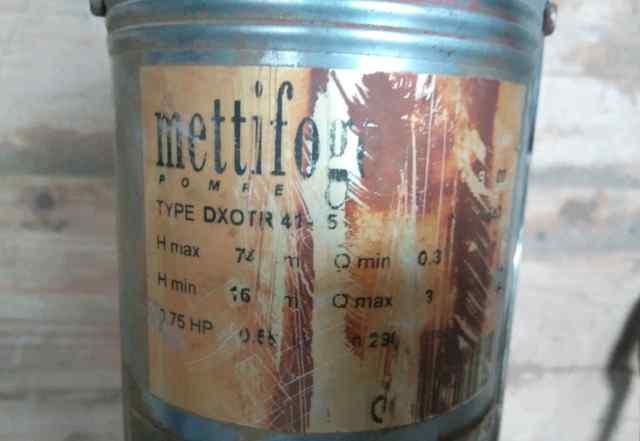 Насос погружной Mettifogo dx4-15