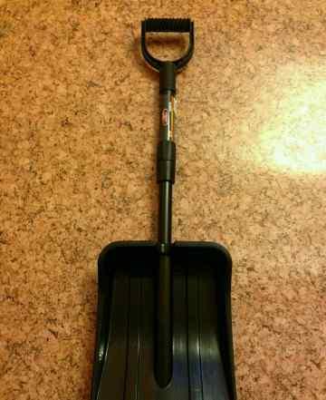 Лопата для снега раздвижная