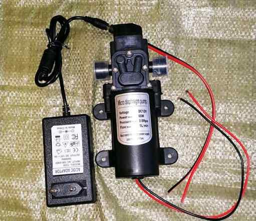 Циркуляционный насос 12 вольт