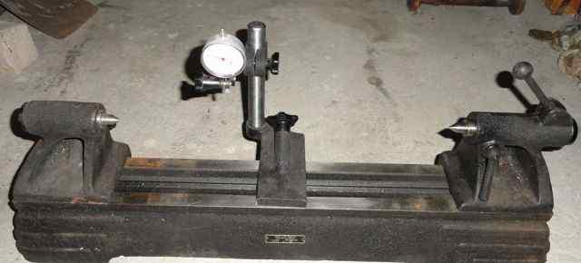 Биениемер пб-200, пбм-500 Прибор измерения биения