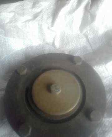 Клапан на ручную помпу