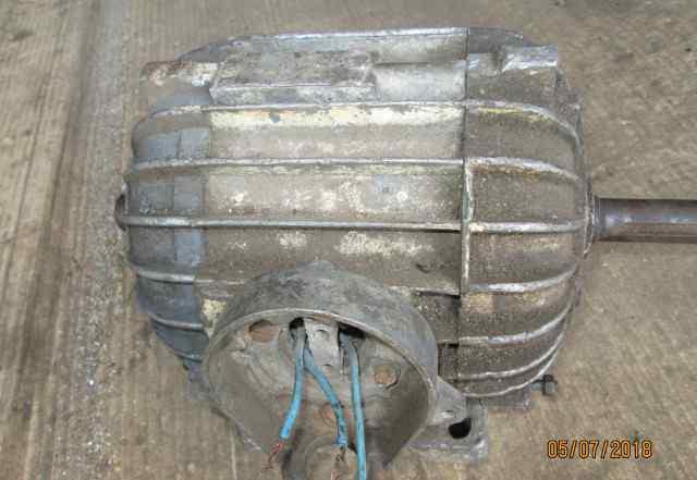 Двигатель 3 фазный бу