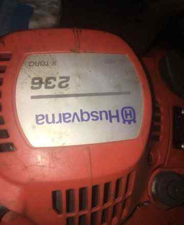 Бензопила Хускварна 236