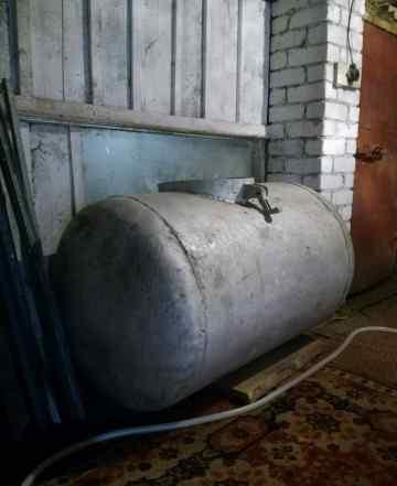 Бочка алюминиевая 500 литров