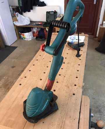 Газонокосилка Bosch ART 26 под ремонт