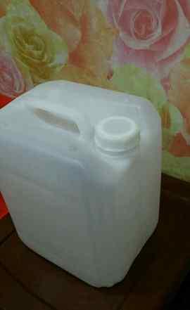 Канистры пластиковые Б/У 10 литровые