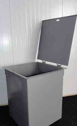 Мусорный контейнер (бак) новый