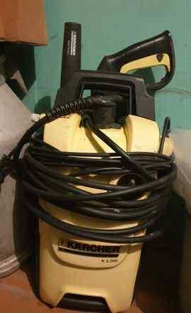Продам Karcher K 5.200 с пеногенератором