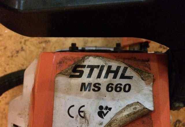 Бензопила Stihl ms660
