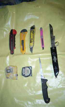 Ножи Рулетки для сада