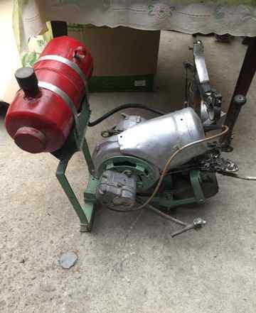 Бензодвигатель воздушное охлаждение