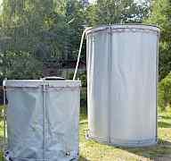 Резервуар разборный, вертикальный 2,15 м3